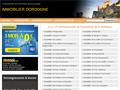 Aper�u de : Immobilier Dordogne